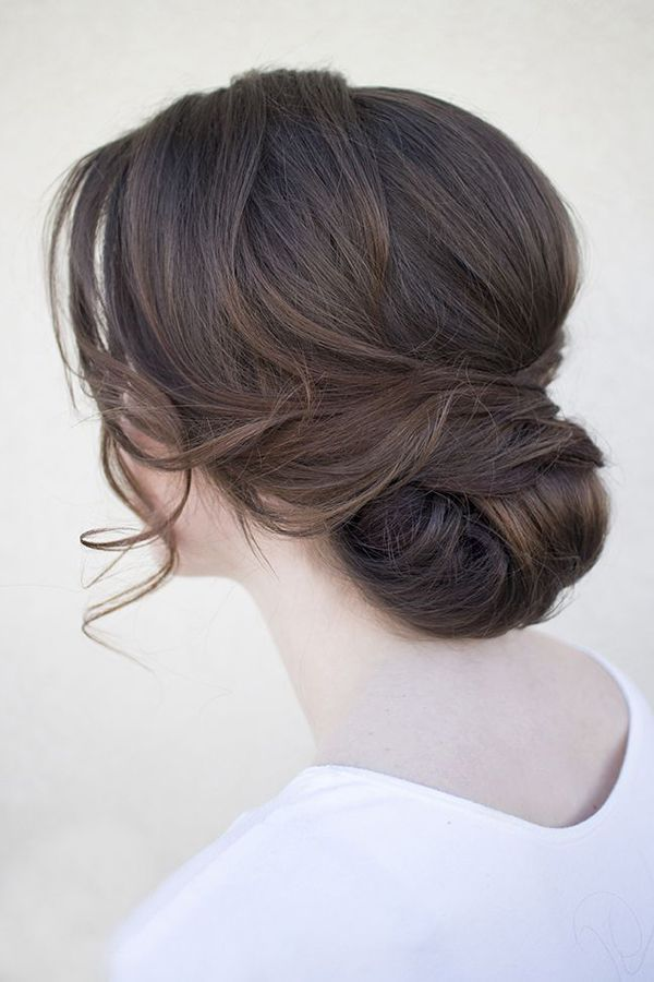 Simple Elegant Formal Hairstyles For Medium Hair 4