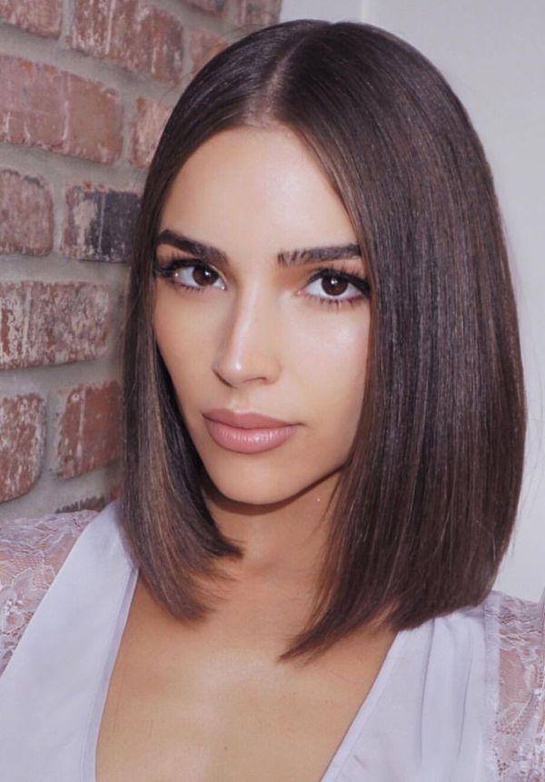 Straightened short hairstyles any girl should try 1