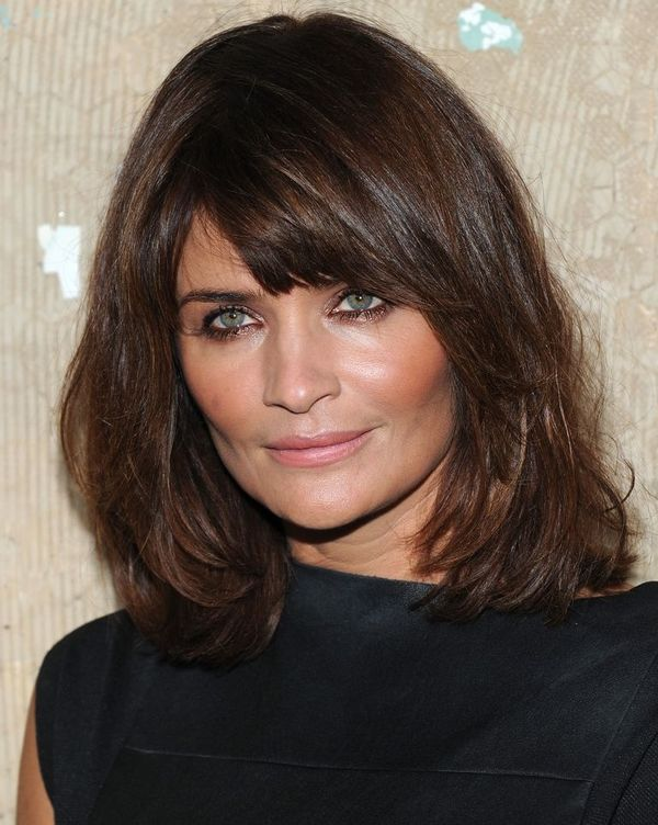 70 Long Layered Bob Hairstyle Ideas August 2019