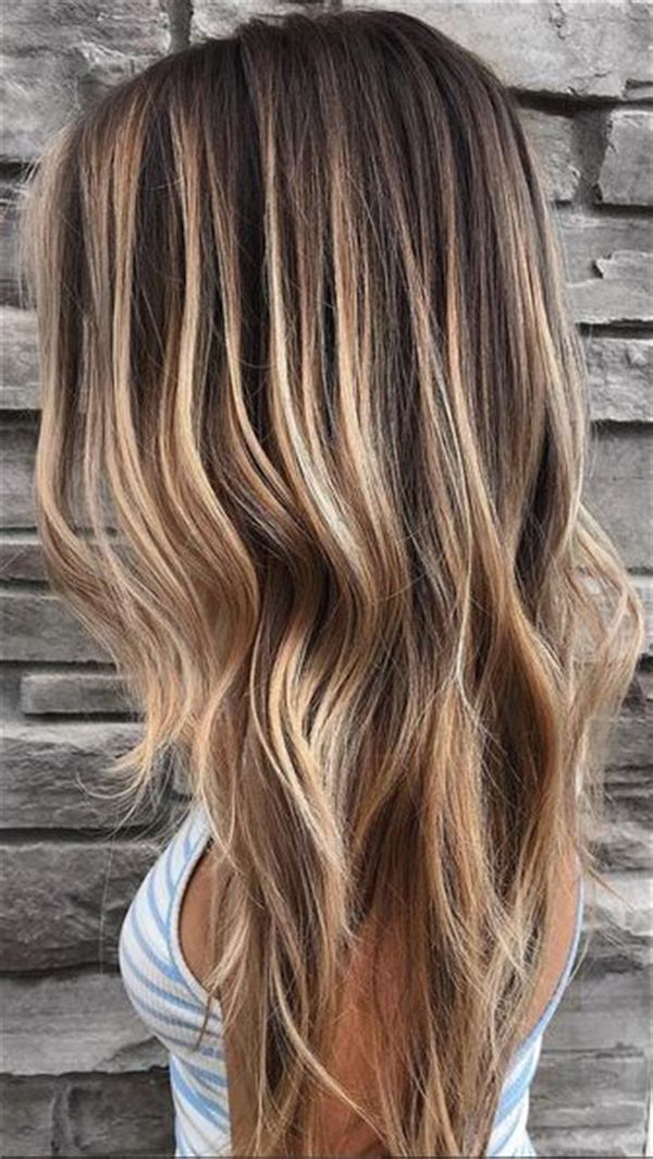 Brown Hair with Highlights: Looks and Ideas Trending in ...