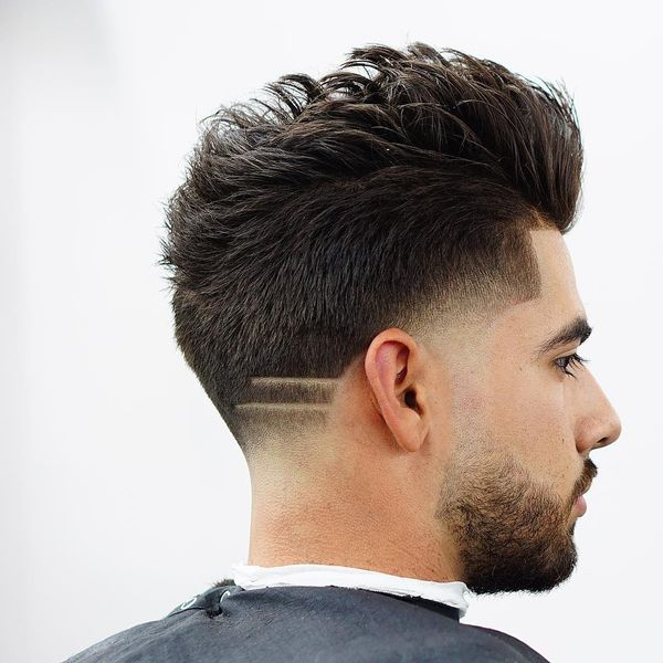The Best Blowout Haircut Ideas for Men 2