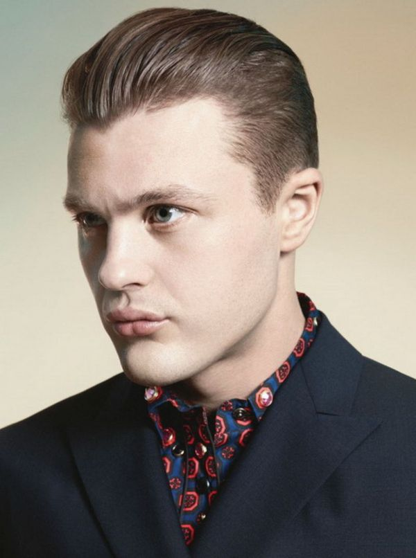 The Best Mens Slicked Back Hairstyles 1