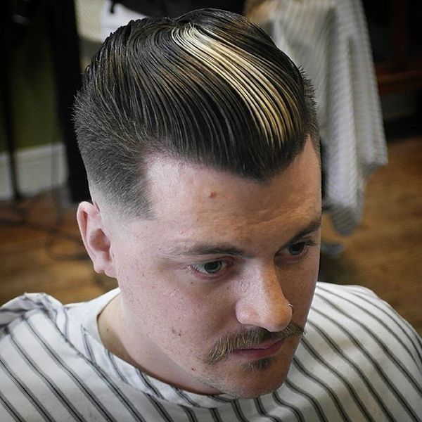 The Best Mens Slicked Back Hairstyles 4