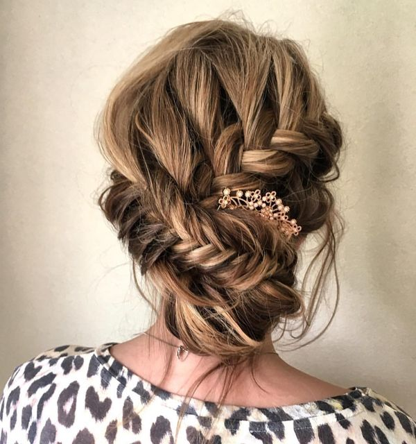 The best prom hair updo ideas 3