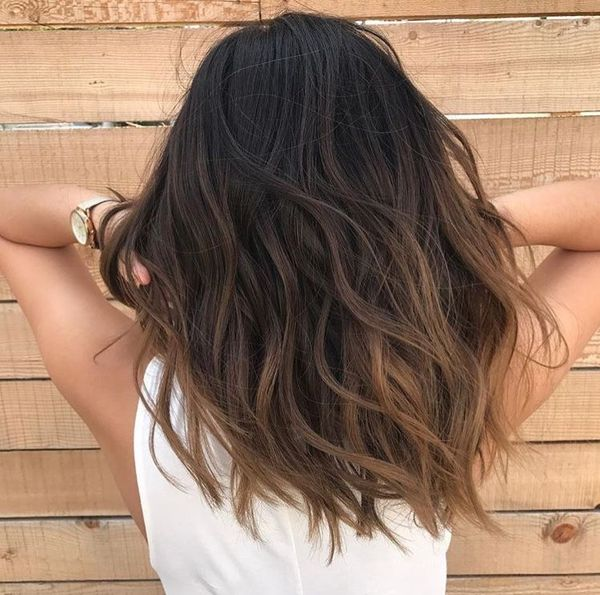 Top Balayage Styles for Long Brown Hair 3