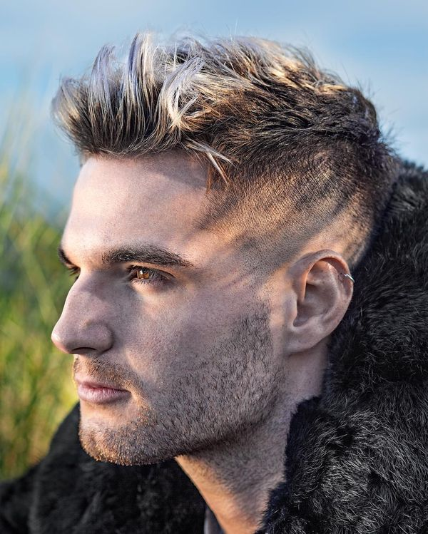 Top Messy Hairstyles For Men Of Any Age 1