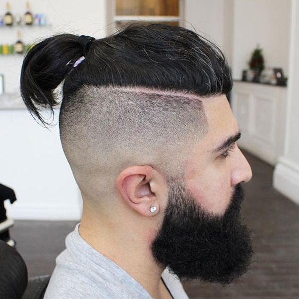Best Top Knots Hairstyles for Men (September 2019)