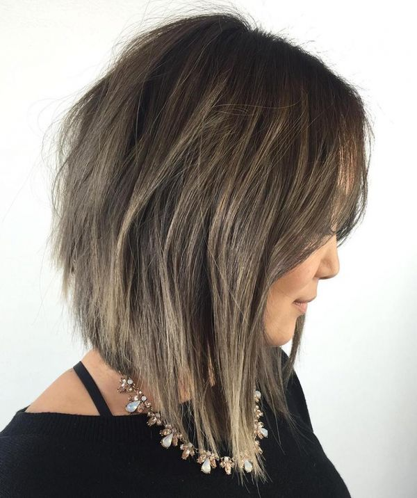 Ways To Style Long Bob With Layers 1