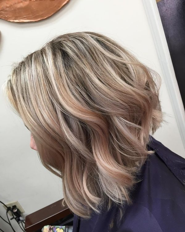 Ways To Style Long Bob With Layers 7
