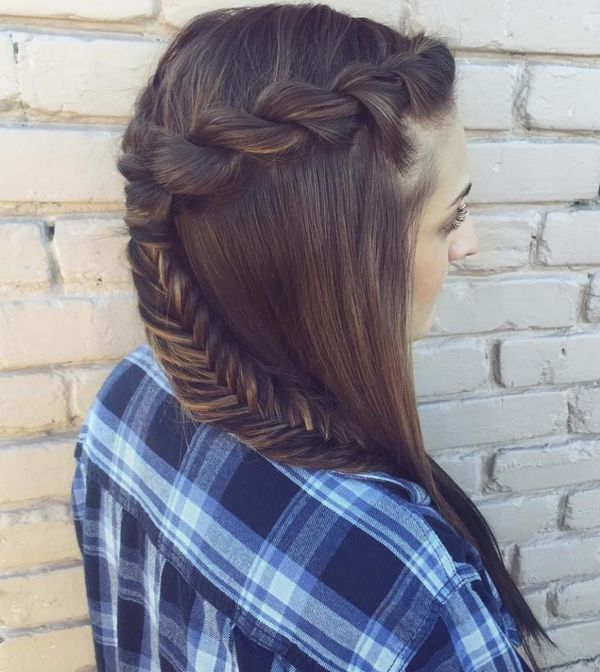 Cool long hairstyles for straight hair 3
