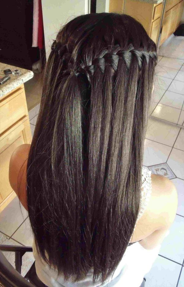 Cool long hairstyles for straight hair 6