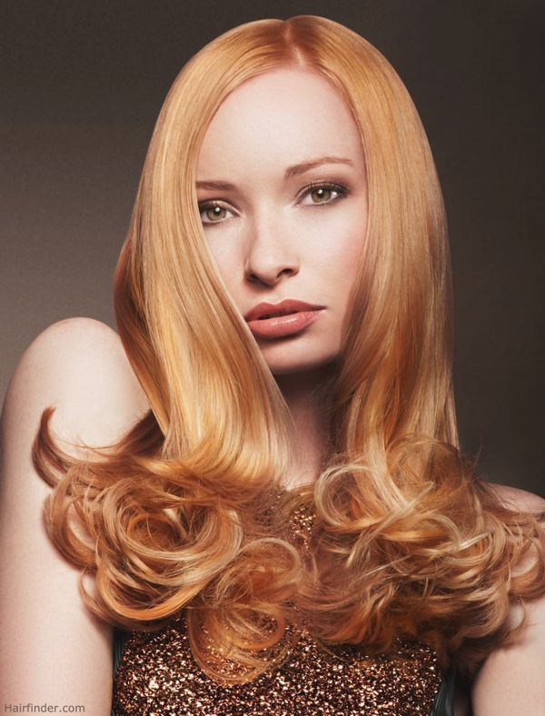 Cute long straight hair styles for girls 7