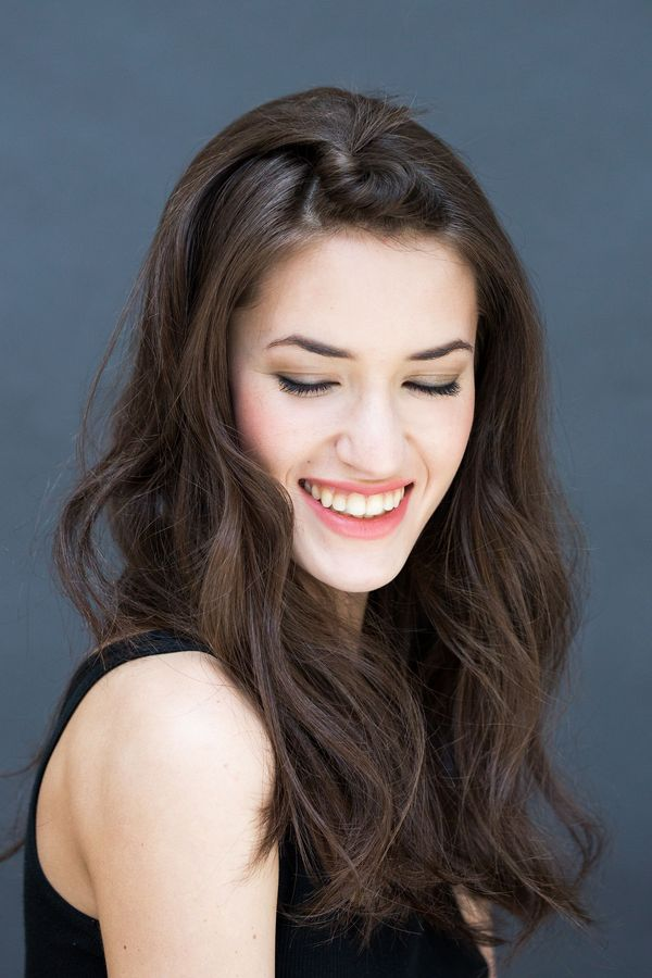 Quick and easy hairstyles for long straight hair 3
