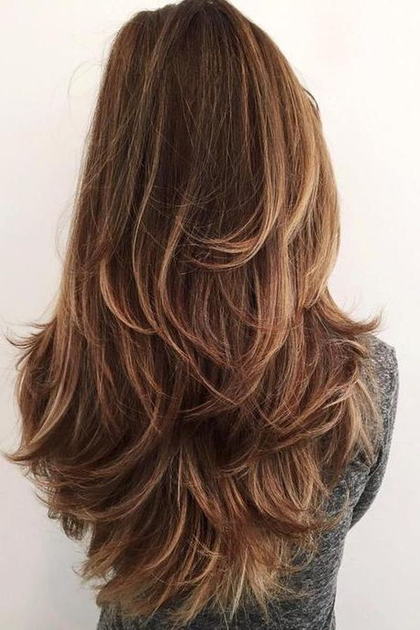 The best haircuts for long straight hair 2