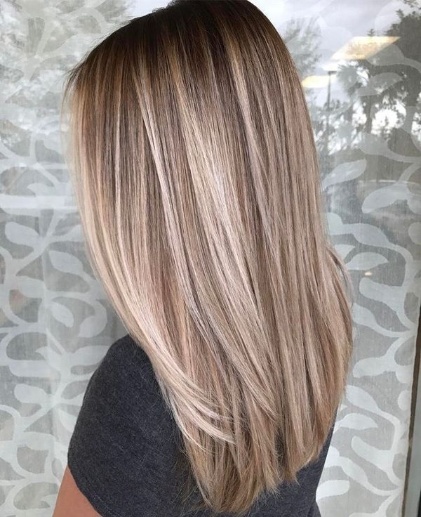 The best haircuts for long straight hair 7
