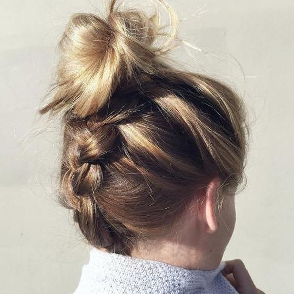 Super Cute and Easy Updos for Long Hair 3