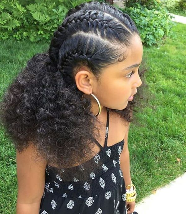 Kids' Braids Gallery to Get Inspired by 1