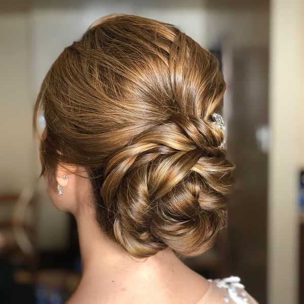 Beautiful Long Hair Updos to Try 1
