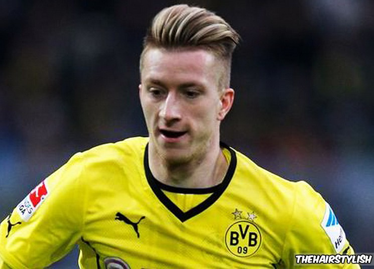 Marco Reus Haircut