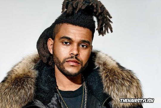 Weeknd Hair