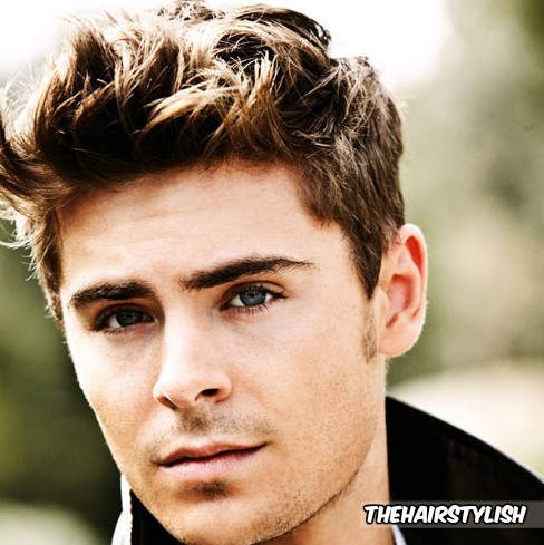 Zac Efron Hairstyles Mens Hairstyles Haircuts 2019