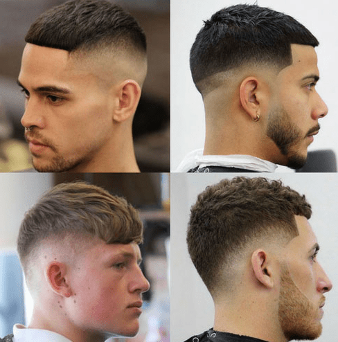 French Crop Haircut | Men\'s Hairstyles + Haircuts 2018