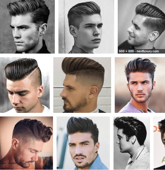 Pompadour Hairstyles For Men. Home/Menu0027s Hair Style/Pompadour Hairstyles  For Men
