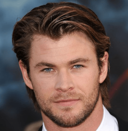 Hairstyles For Men with Round Face | Men's Hairstyles + Haircuts 2018