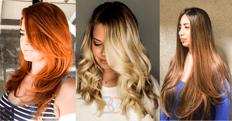 15 Round Face Long Hairstyles Female 2020