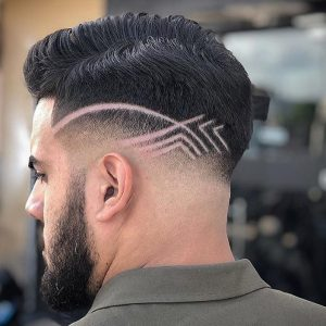 Taper Fade HaircutX
