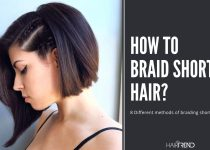 How to Braid Short Hair