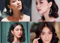 Short hairstyles for women-short natural haircuts for women 2020-short female haircuts-short hair with bangs