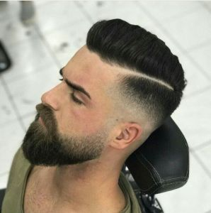 High Fade Haircut