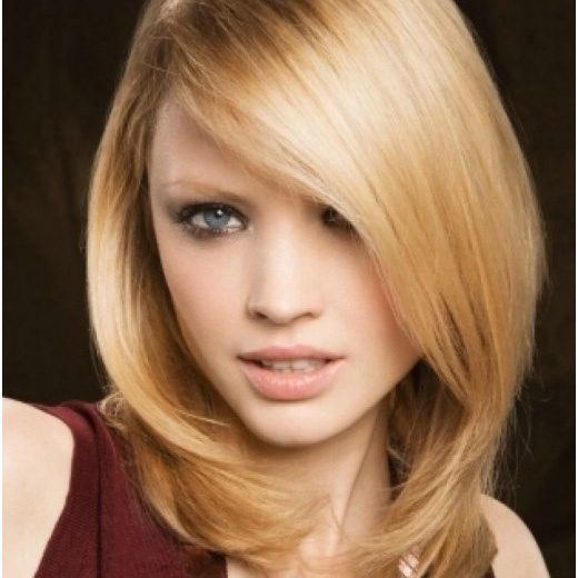 Medium Hairstyles and Haircuts for Shoulder Length Hair in 2019