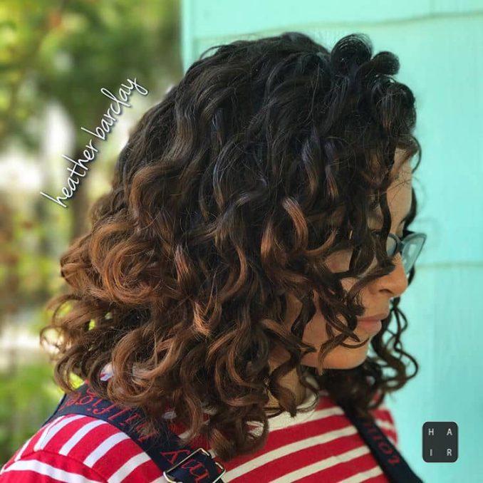 haircuts for curly hair-curly hair-curly hair style