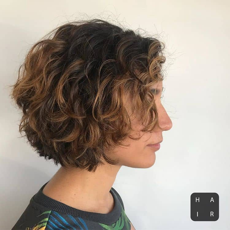haircuts for curly hair