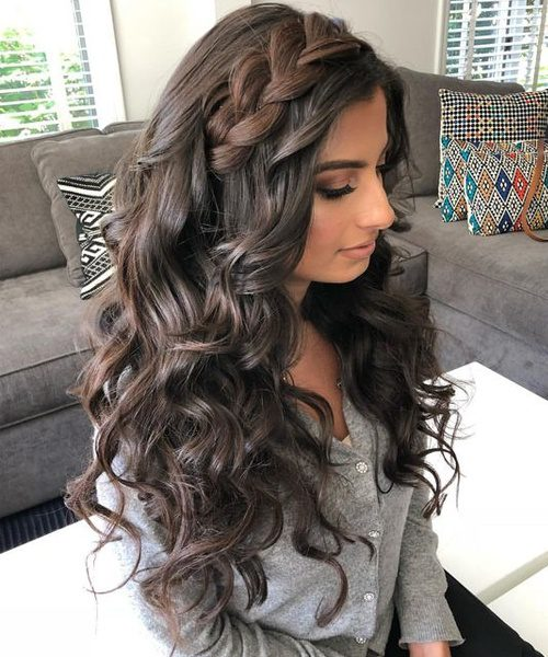 Medium Length Wavy 2020 Hairstyles For Women 54