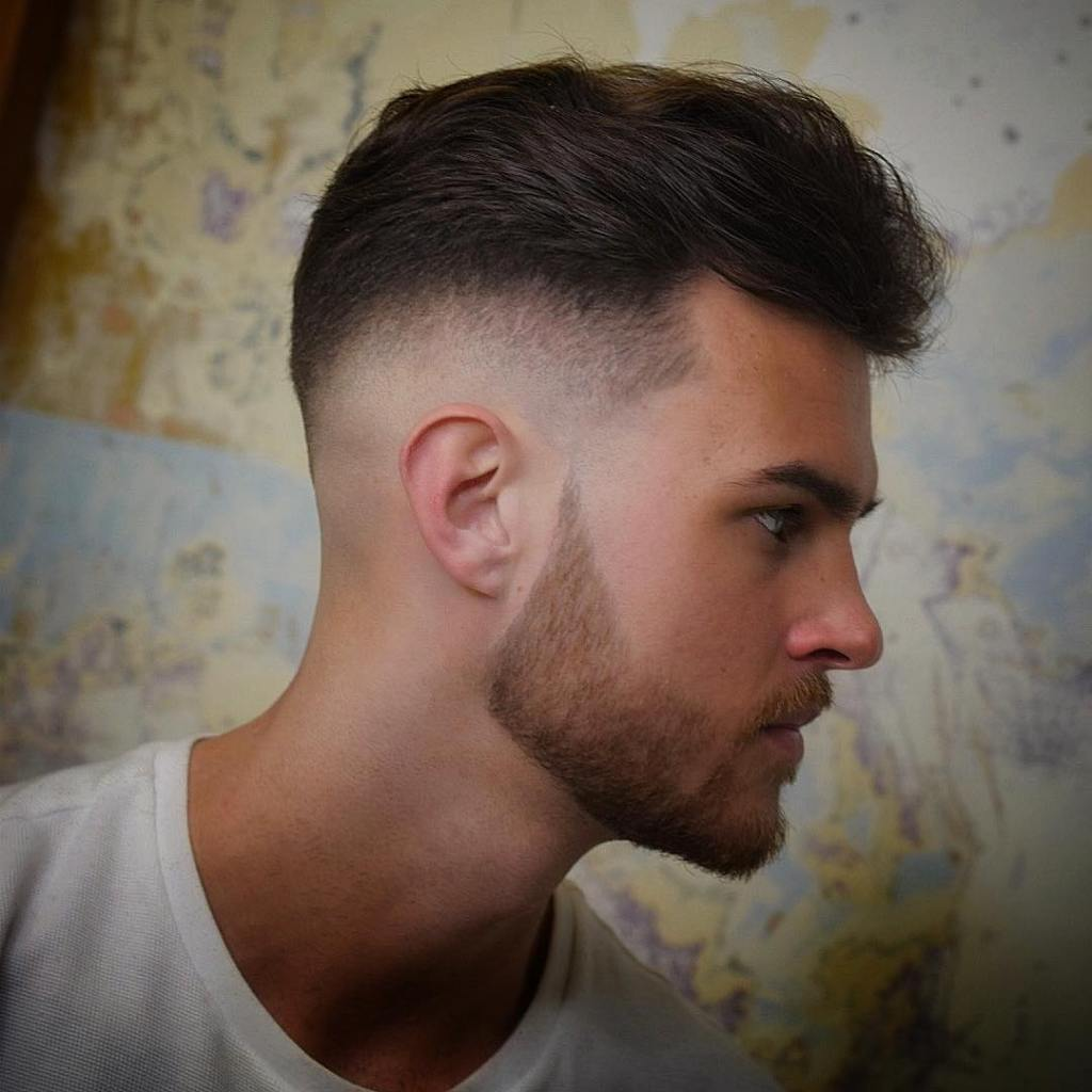 Pompadour-Hairstyles For Men With Fine Hair 2020