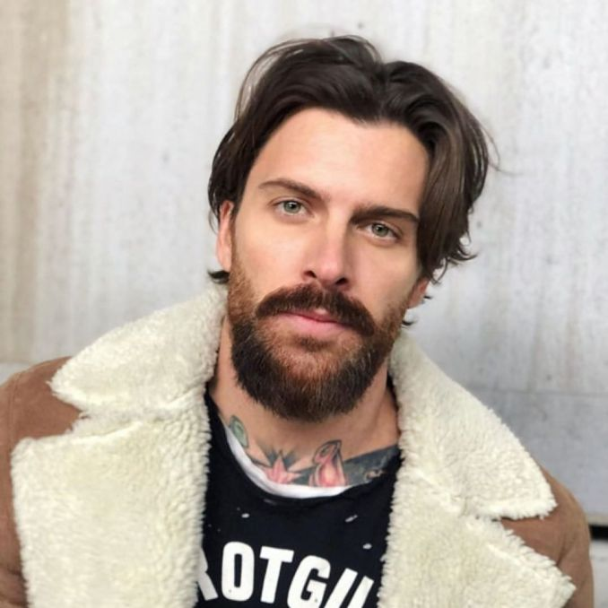 Men's Classic Hairstyles-medium length hairstyles men