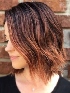 Trendy Shaggy Haircut Styles 2019 for Women to Fuel Your Imagination