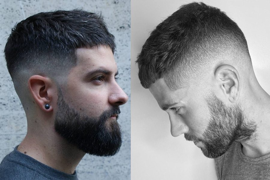 short haircuts for mens