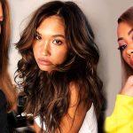 15 Beautiful Women Hair Color for Dark Skin