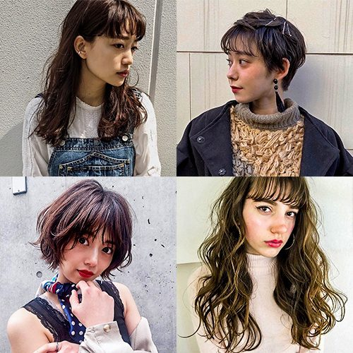 15 Japanese hairstyles for women 2019