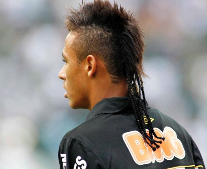 neymar haircut-neymar jr haircut-neymar jr hairstyle-mohawk hairstyles-long braids for men
