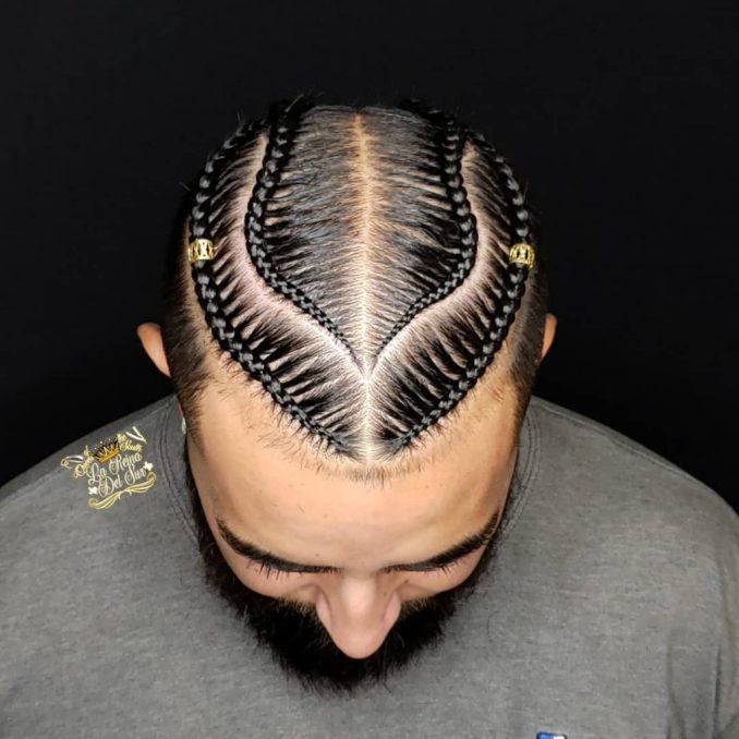 Braid Hairstyles For Men