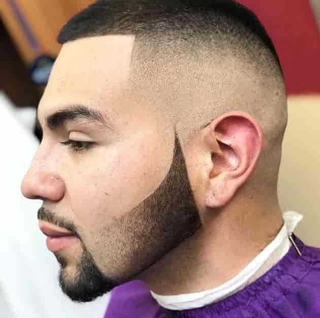 Beard Fade