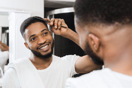 5 Ways to cut your own hair for men during lock down