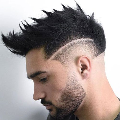 Burst-Fade-Faux-Hawk-Haircut