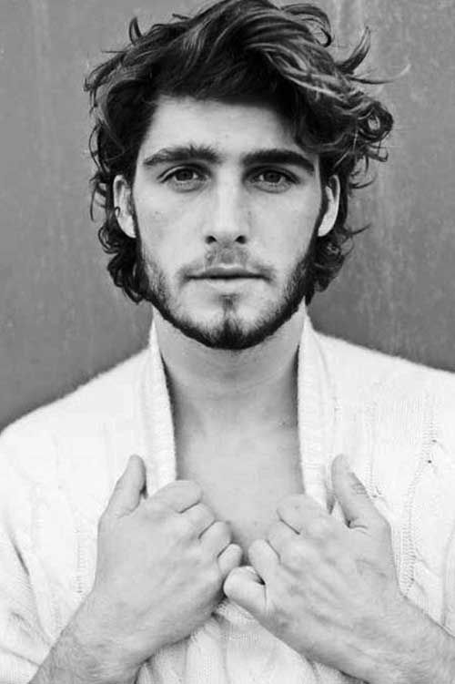 Hairstyles For Thick Hair-medium hairstyles for men 2020