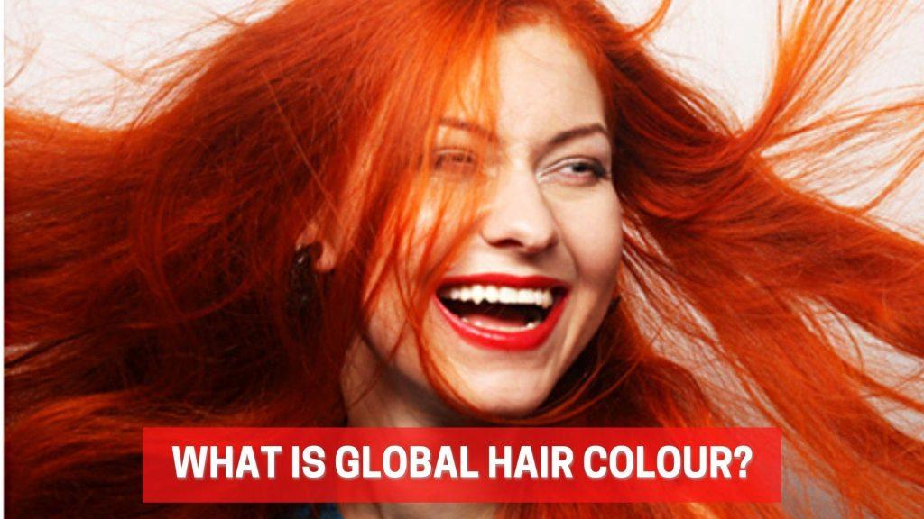 global hair colour